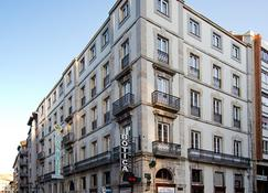 西班牙户撒大酒店 - 奥维多 - 建筑