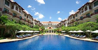 圣卡吴哥酒店 - 暹粒 - 建筑