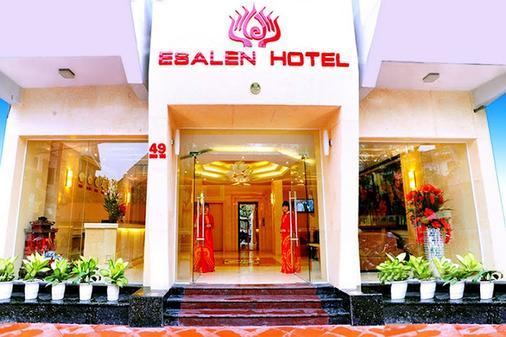 Esalen Hotel - 河内 - 建筑