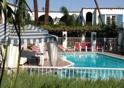 The Mediterraneo Resort - Palm Springs - 游泳池