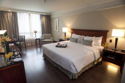 波多黎各马德罗富豪太平洋酒店 - 布宜诺斯艾利斯 - 睡房