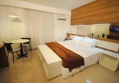 丽格酒店 - 巴拉奈里奥-坎布里乌 - 睡房