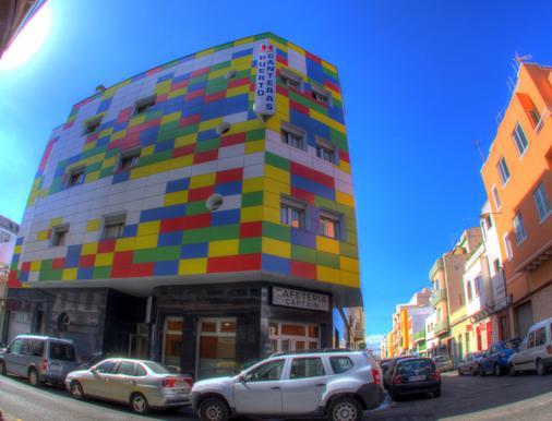 波多黎各特拉斯酒店 - 大加那利岛拉斯帕尔马斯 - 建筑