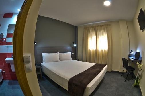 波多黎各特拉斯酒店 - 大加那利岛拉斯帕尔马斯 - 睡房