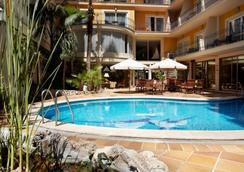 萨拉托加酒店 - 马略卡岛帕尔马 - 游泳池