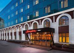 萨马拉希尔顿欢朋酒店 - 萨马拉 - 建筑