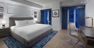 多伦多中心潘塔基斯酒店 - 多伦多 - 睡房