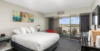 卫星酒店 - 科罗拉多斯普林斯 - 睡房