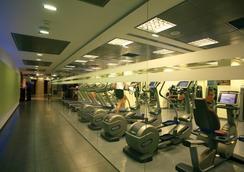 耶路撒冷荫巴尔酒店 - 耶路撒冷 - 健身房
