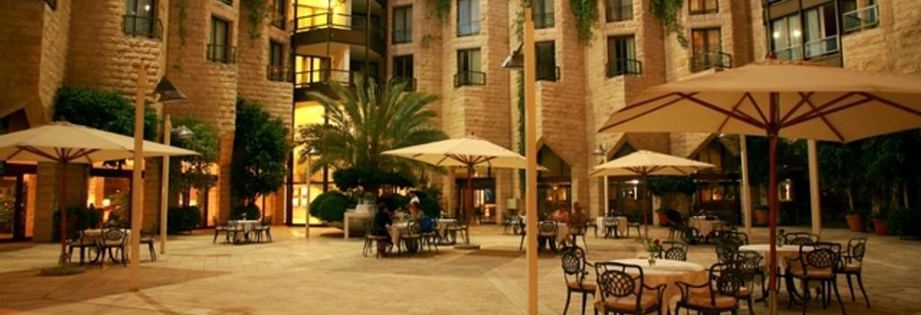 耶路撒冷荫巴尔酒店 - 耶路撒冷 - 建筑