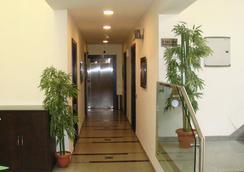 施莱延斯旅馆 - 新德里 - 大厅