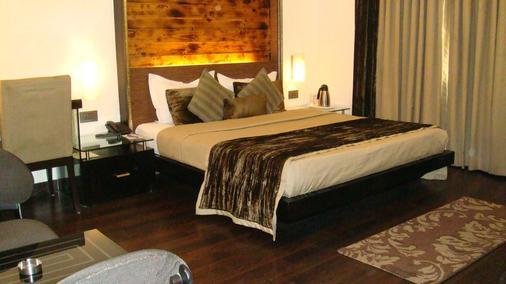 雪耶央斯酒店 - 新德里 - 睡房