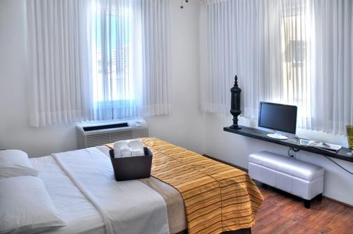 卡萨康大多酒店 - 圣胡安 - 睡房