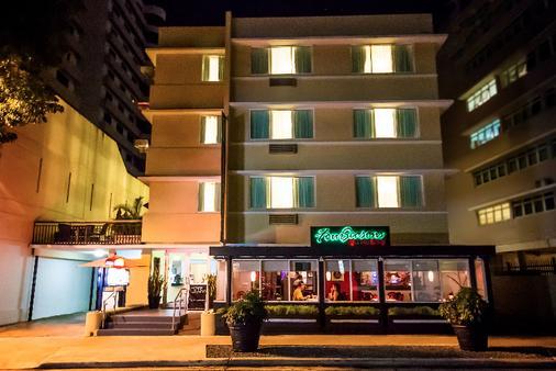 卡萨康大多酒店 - 圣胡安 - 建筑
