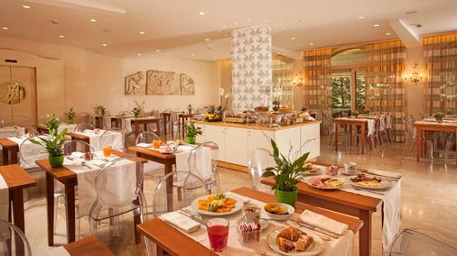 皮科洛伯格酒店 - 罗马 - 餐厅