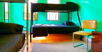 Funky Buddha Hostel - 布鲁克林 - 睡房