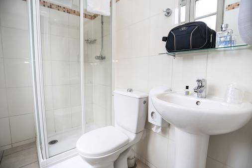 蒙特克莱尔蒙马特旅舍及经济型酒店 - 巴黎 - 浴室