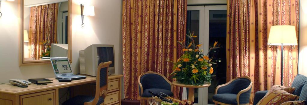 里尔酒店 - 里斯本 - 睡房