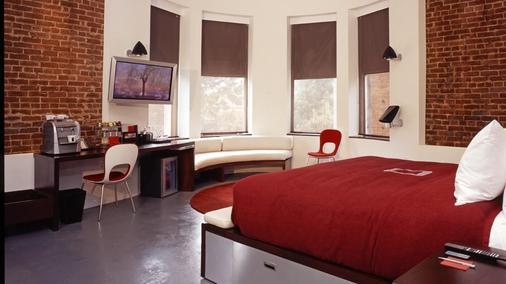 宾尼法利纳基廷酒店 - 圣地亚哥 - 睡房