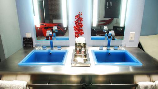 宾尼法利纳基廷酒店 - 圣地亚哥 - 浴室