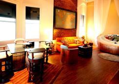 宾尼法利纳基廷酒店 - 圣地亚哥 - 休息厅