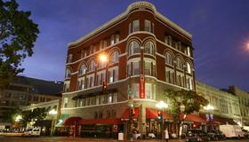 宾尼法利纳基廷酒店 - 圣地亚哥 - 建筑