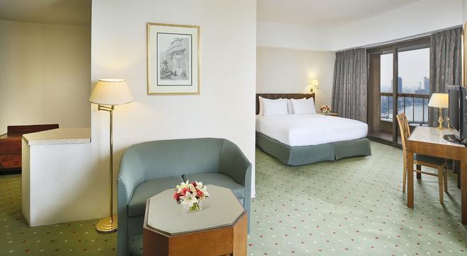 拉姆西斯希尔顿酒店 - 开罗 - 睡房