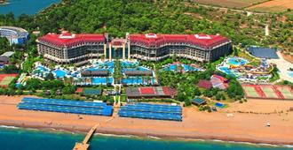 纳施拉超水上乐园度假酒店 - 锡德 - 建筑