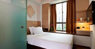 新加坡马里士他皇廷酒店 - 新加坡 - 睡房