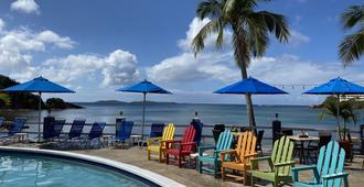 Bolongo Bay Beach Resort All Inclusive - 圣托马斯岛 - 游泳池