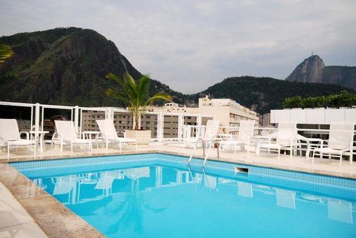 科帕卡瓦纳大西洋酒店 - 里约热内卢 - 游泳池