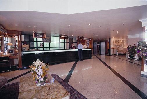 科帕卡瓦纳大西洋酒店 - 里约热内卢 - 柜台