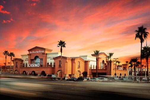 银柒酒店及赌场 - 拉斯维加斯 - 建筑