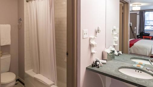 414号酒店 - 纽约 - 浴室