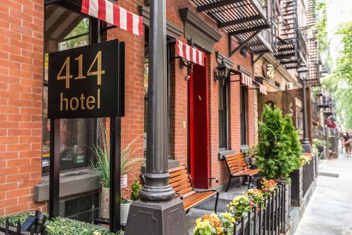 414号酒店 - 纽约 - 建筑