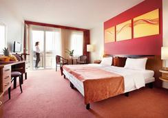 菲特哈维兹欧罗巴大酒店 - 赫维兹 - 睡房