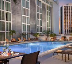 迈阿密市中心万怡酒店