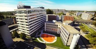 阿姆斯特丹西学生酒店 - 阿姆斯特丹 - 建筑