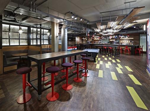 伦敦发电机旅馆 - 伦敦 - 餐馆