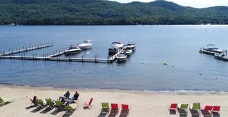 斯科蒂湖滨度假酒店 - 乔治湖 - 海滩