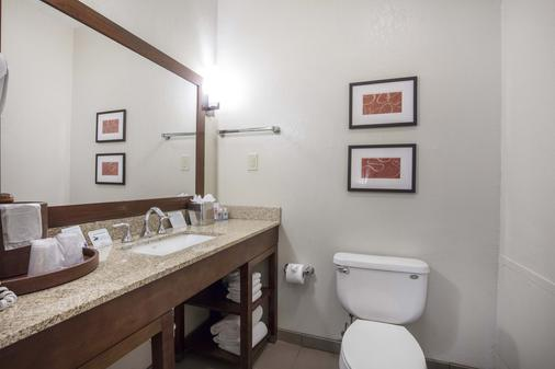 曼非斯市中心凯富酒店 - 孟菲斯 - 浴室