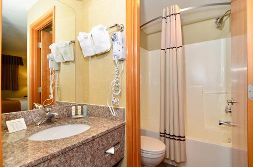 西雅图市中心品质套房酒店 - 西雅图 - 浴室