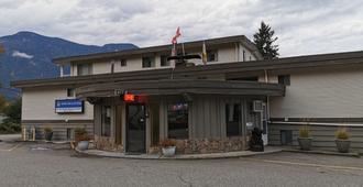 霍普加拿大最佳价值酒店 - 霍普 - 建筑