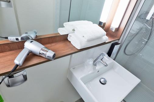 北里摩日钟楼酒店 - 里摩日 - 浴室