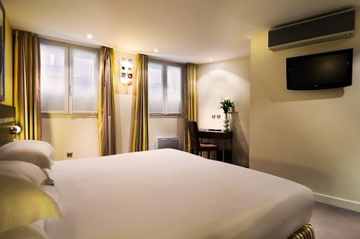 凯旋门酒店 - 巴黎 - 睡房