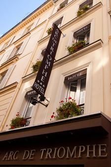 凯旋门酒店 - 巴黎 - 建筑