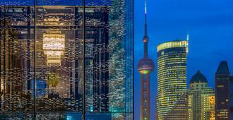 上海浦东丽晶酒店 - 上海 - 建筑