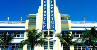 南部海滩堤岸酒店-埃森德典藏酒店成员 - 迈阿密海滩 - 建筑