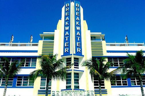 南海滩布里克沃特酒店 - 迈阿密海滩 - 建筑