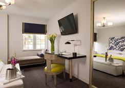 南海滩布里克沃特酒店 - 迈阿密海滩 - 睡房
